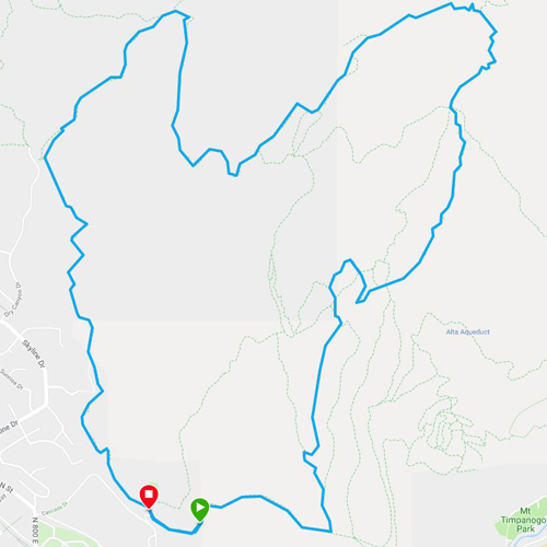 cascadia trail series run
