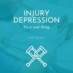 injury depression