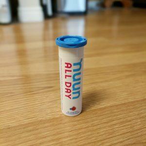 Nuun - hydration drink tablets